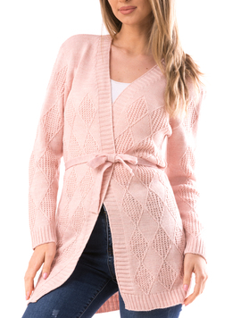 Cardigan Dama ShelbyErs20 Roz-2