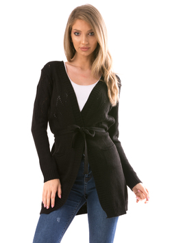 Cardigan Dama ShelbyErs10 Negru