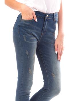 Jeans Dama Drewq12 Bleumarin-2