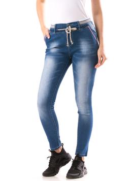 Jeans Dama PlyRty Bleu