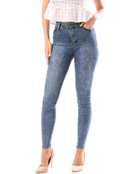 Jeans Dama Soop12 Bleu