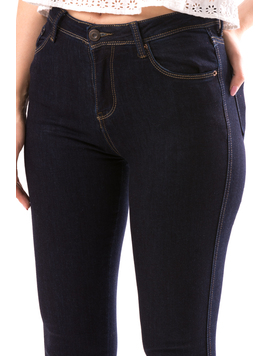 Jeans Dama JjStyle Bleumarin-2