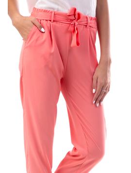 Pantaloni Dama Rzs01 Roz-2