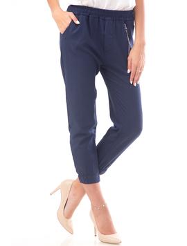 Pantaloni Dama LeftShy Bleumarin-2