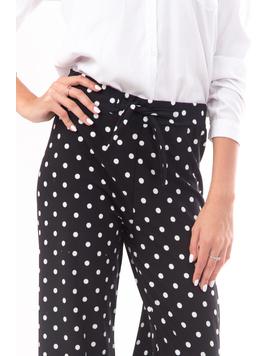 Pantaloni Dama Xvary12 Negru-2