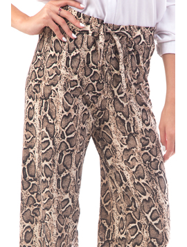 Pantaloni Dama Xvary12 Bej-2
