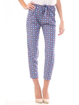 Pantaloni Dama Remnys90 Bleu