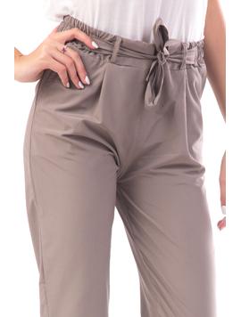 Pantaloni Dama Rensy19 Gri-2
