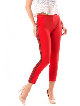 Pantaloni Dama Marsylis20 Rosu