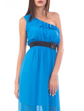 Rochie Dama BlackMiddle12 Bleu-2
