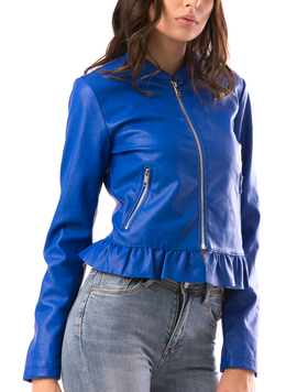 Geaca Dama Thriller98 Albastru-2