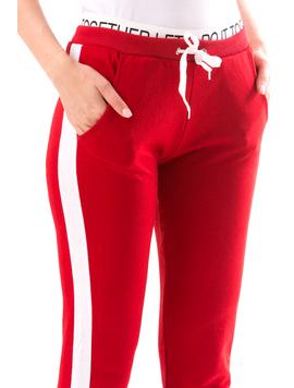 Pantaloni Dama StyleSporty20 Rosu-2