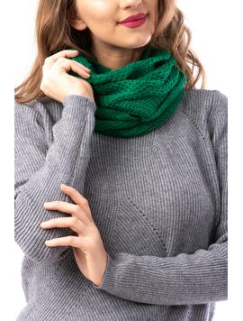 Fular Dama WinterisComin Verde-2