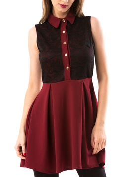 Rochie Dama BeckyButtons Grena-2