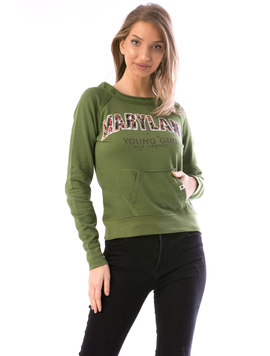 Bluza Dama MaryLanddy13 Verde