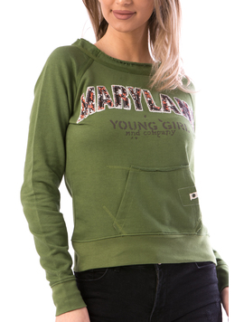 Bluza Dama MaryLanddy13 Verde-2