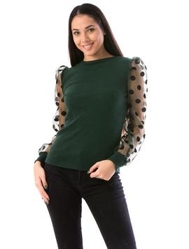 Bluza Dama SexyJoker Verde