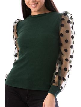 Bluza Dama SexyJoker Verde-2