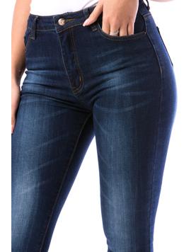 Jeans Dama Jkyty12 Bleumarin-2