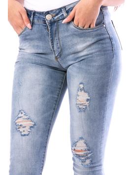 Jeans Dama MarvyTwo89 Bleumarin-2