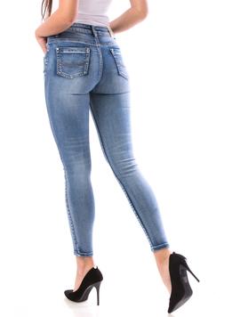 Jeans Dama MarvyFive15 Bleumarin