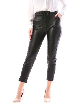 Pantaloni Dama Imblaniti Pe Interior InsyTry12 Negru
