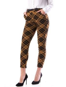 Pantaloni Dama Besdya67 Mustar