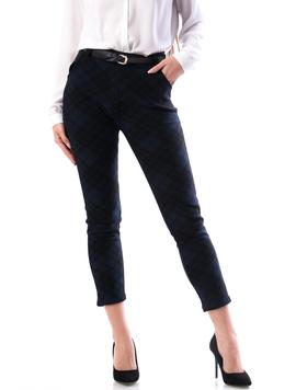 Pantaloni Dama Besdya67 Bleumarin