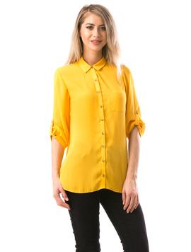 Camasa Dama Yellow76 Galben