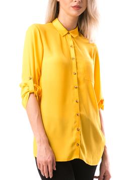 Camasa Dama Yellow76 Galben-2