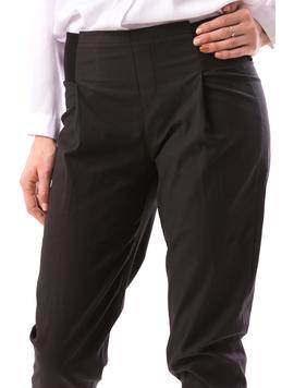 Pantaloni Dama Line96 Negru-2