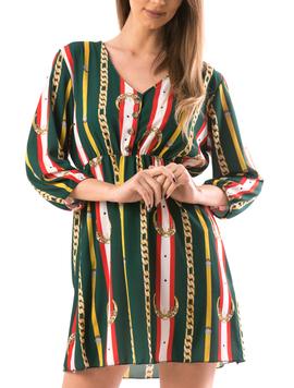Rochie Dama Roty65 Verde-2