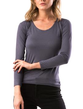 Bluza Dama SimpleBabe Gri-2