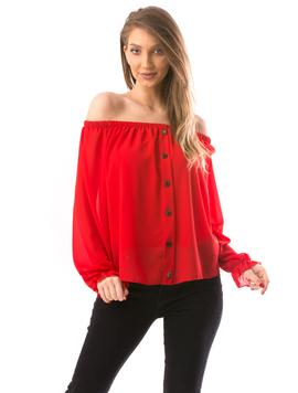 Bluza Dama UpColor Rosu