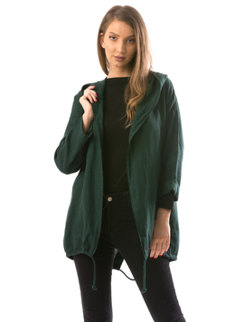 Cardigan Dama FreeStay Verde