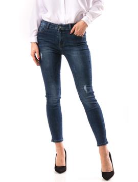 Jeans Dama ShatyDown Bleumarin