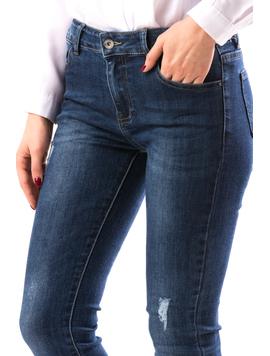Jeans Dama ShatyDown Bleumarin-2