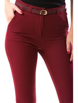 Pantaloni Dama OfficeLady Grena-2