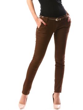 Pantaloni Dama BrownModel Maro