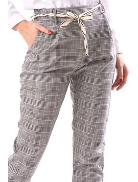 Pantaloni Dama OldSchool Gri-2