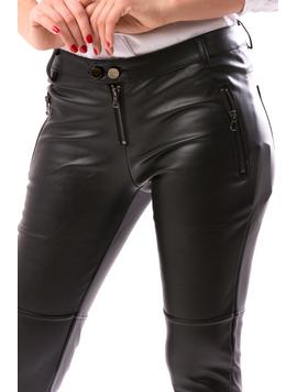 Pantaloni Dama WearBlack Negru-2