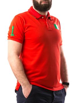 Tricou Barbatesc AlexinioOne Rosu-2