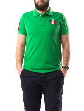 Tricou Barbatesc AlexinioOne Verde