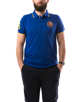 Tricou Barbatesc ElAlejandro Albastru