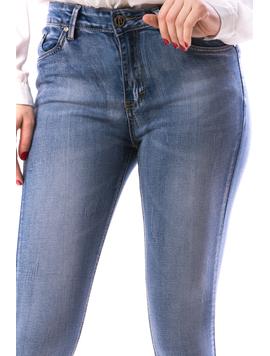 Jeans Dama Maravis Bleu-2