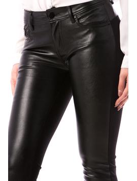 Pantaloni Dama Vestyan90 Negru-2