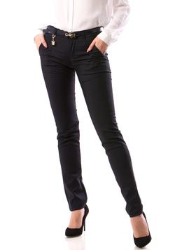 Pantaloni Dama Zesty123 Bleumarin