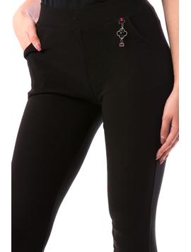 Pantaloni Dama Senghy17 Negru-2