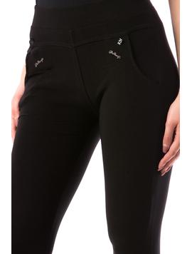 Pantaloni Dama SenghyTy17 Negru-2