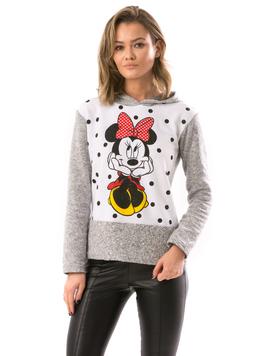 Bluza Dama MinnieDots Gri